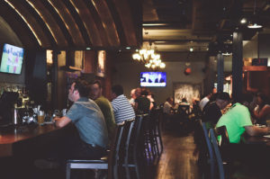 Foundry Bar and Dining Room