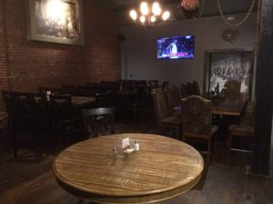 Dining room at Foundry Kitchen and Bar