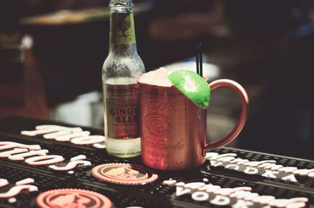 Get a Moscow Mule at Foundry!
